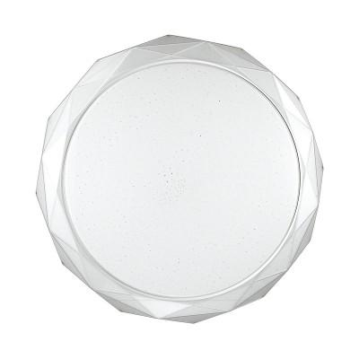 Светильник светодиодный Сонекс 2056/EL MASIO 72Вткруглые светильники<br><br><br>S освещ. до, м2: 36<br>Тип лампы: LED - светодиодная<br>Цвет арматуры: белый<br>Диаметр, мм мм: 500<br>Высота, мм: 72<br>Оттенок (цвет): белый<br>MAX мощность ламп, Вт: 72