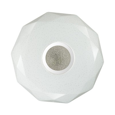 Светильник светодиодный Сонекс 2057/DL PRISA 48ВтКруглые<br><br><br>S освещ. до, м2: 24<br>Тип лампы: LED - светодиодная<br>Тип цоколя: LED<br>Цвет арматуры: белый<br>Диаметр, мм мм: 430<br>Высота, мм: 65<br>Оттенок (цвет): белый<br>MAX мощность ламп, Вт: 48