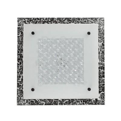Светильник светодиодный Сонекс 2060/DL REGINO 48Втквадратные светильники<br><br><br>S освещ. до, м2: 24<br>Цветовая t, К: 3200/4200//6200<br>Тип лампы: LED - светодиодная<br>Тип цоколя: LED<br>Цвет арматуры: серебристый хром<br>Ширина, мм: 450<br>Длина, мм: 450<br>Расстояние от стены, мм: 97<br>Оттенок (цвет): белый<br>MAX мощность ламп, Вт: 48
