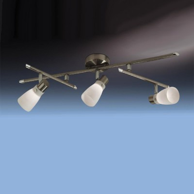 Светильник Odeon light 2066/3C Terza никельТройные<br>Светильники-споты – это оригинальные изделия с современным дизайном. Они позволяют не ограничивать свою фантазию при выборе освещения для интерьера. Такие модели обеспечивают достаточно качественный свет. Благодаря компактным размерам Вы можете использовать несколько спотов для одного помещения.  Интернет-магазин «Светодом» предлагает необычный светильник-спот Odeon light 2066/3C  по привлекательной цене. Эта модель станет отличным дополнением к люстре, выполненной в том же стиле. Перед оформлением заказа изучите характеристики изделия.  Купить светильник-спот Odeon light 2066/3C  в нашем онлайн-магазине Вы можете либо с помощью формы на сайте, либо по указанным выше телефонам. Обратите внимание, что мы предлагаем доставку не только по Москве и Екатеринбургу, но и всем остальным российским городам.<br><br>S освещ. до, м2: 8<br>Тип товара: Светильник поворотный спот<br>Скидка, %: 20<br>Тип лампы: галогенная / LED-светодиодная<br>Тип цоколя: G9<br>Количество ламп: 3<br>Ширина, мм: 200<br>MAX мощность ламп, Вт: 40<br>Длина, мм: 630<br>Расстояние от стены, мм: 145<br>Высота, мм: 145<br>Цвет арматуры: серый