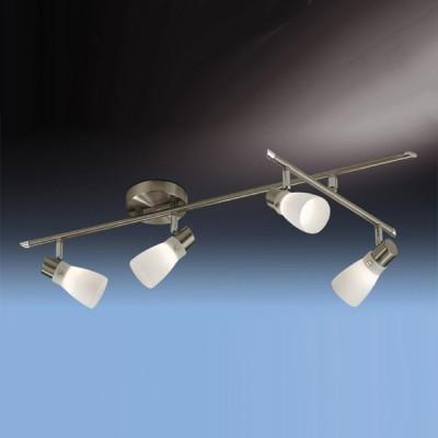 Светильник Odeon light 2066/4C Terza никельС 4 лампами<br>Светильники-споты – это оригинальные изделия с современным дизайном. Они позволяют не ограничивать свою фантазию при выборе освещения для интерьера. Такие модели обеспечивают достаточно качественный свет. Благодаря компактным размерам Вы можете использовать несколько спотов для одного помещения.  Интернет-магазин «Светодом» предлагает необычный светильник-спот Odeon light 2066/4C по привлекательной цене. Эта модель станет отличным дополнением к люстре, выполненной в том же стиле. Перед оформлением заказа изучите характеристики изделия.  Купить светильник-спот Odeon light 2066/4C в нашем онлайн-магазине Вы можете либо с помощью формы на сайте, либо по указанным выше телефонам. Обратите внимание, что у нас склады не только в Москве и Екатеринбурге, но и других городах России.<br><br>S освещ. до, м2: 10<br>Тип лампы: галогенная<br>Тип цоколя: G9<br>Количество ламп: 4<br>Ширина, мм: 320<br>MAX мощность ламп, Вт: 40<br>Длина, мм: 770<br>Высота, мм: 145<br>Цвет арматуры: серый