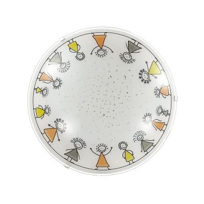 Светильник светодиодный Сонекс 2068/BL KIDS 24Вткруглые светильники<br>Светильник светодиодный Сонекс 2068/BL KIDS 24Вт сделает Ваш интерьер современным, стильным и запоминающимся! Наиболее функционально и эстетически привлекательно модель будет смотреться в гостиной, зале, холле или другой комнате. А в комплекте с люстрой и торшером из этой же коллекции, сделает помещение по-дизайнерски профессиональным и законченным.
