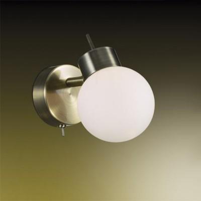 Светильник Odeon light 2071/1W Sofit бронзаОдиночные<br>Светильники-споты – это оригинальные изделия с современным дизайном. Они позволяют не ограничивать свою фантазию при выборе освещения для интерьера. Такие модели обеспечивают достаточно качественный свет. Благодаря компактным размерам Вы можете использовать несколько спотов для одного помещения. <br>Интернет-магазин «Светодом» предлагает необычный светильник-спот Odeon light 2071/1W по привлекательной цене. Эта модель станет отличным дополнением к люстре, выполненной в том же стиле. Перед оформлением заказа изучите характеристики изделия. <br>Купить светильник-спот Odeon light 2071/1W в нашем онлайн-магазине Вы можете либо с помощью формы на сайте, либо по указанным выше телефонам. Обратите внимание, что у нас склады не только в Москве и Екатеринбурге, но и других городах России.<br><br>S освещ. до, м2: 2<br>Тип лампы: галогенная / LED-светодиодная<br>Тип цоколя: G9<br>Количество ламп: 1<br>Ширина, мм: 95<br>MAX мощность ламп, Вт: 40<br>Расстояние от стены, мм: 200<br>Высота, мм: 182<br>Цвет арматуры: бронзовый