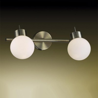 Светильник Odeon light 2071/2W Sofit бронзаДвойные<br>Светильники-споты – это оригинальные изделия с современным дизайном. Они позволяют не ограничивать свою фантазию при выборе освещения для интерьера. Такие модели обеспечивают достаточно качественный свет. Благодаря компактным размерам Вы можете использовать несколько спотов для одного помещения.  Интернет-магазин «Светодом» предлагает необычный светильник-спот Odeon light 2071/2W по привлекательной цене. Эта модель станет отличным дополнением к люстре, выполненной в том же стиле. Перед оформлением заказа изучите характеристики изделия.  Купить светильник-спот Odeon light 2071/2W в нашем онлайн-магазине Вы можете либо с помощью формы на сайте, либо по указанным выше телефонам. Обратите внимание, что у нас склады не только в Москве и Екатеринбурге, но и других городах России.<br><br>S освещ. до, м2: 5<br>Тип лампы: галогенная / LED-светодиодная<br>Тип цоколя: G9<br>Цвет арматуры: бронзовый<br>Количество ламп: 2<br>Ширина, мм: 335<br>Расстояние от стены, мм: 200<br>Высота, мм: 200<br>MAX мощность ламп, Вт: 40