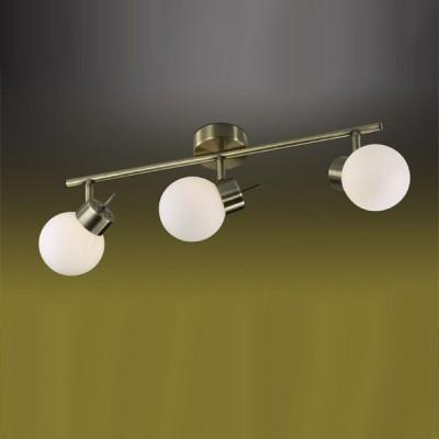 Светильник Odeon light 2071/3W Sofit бронзаТройные<br>Светильники-споты – это оригинальные изделия с современным дизайном. Они позволяют не ограничивать свою фантазию при выборе освещения для интерьера. Такие модели обеспечивают достаточно качественный свет. Благодаря компактным размерам Вы можете использовать несколько спотов для одного помещения.  Интернет-магазин «Светодом» предлагает необычный светильник-спот Odeon light 2071/3W по привлекательной цене. Эта модель станет отличным дополнением к люстре, выполненной в том же стиле. Перед оформлением заказа изучите характеристики изделия.  Купить светильник-спот Odeon light 2071/3W в нашем онлайн-магазине Вы можете либо с помощью формы на сайте, либо по указанным выше телефонам. Обратите внимание, что у нас склады не только в Москве и Екатеринбурге, но и других городах России.<br><br>S освещ. до, м2: 8<br>Тип лампы: галогенная / LED-светодиодная<br>Тип цоколя: G9<br>Количество ламп: 3<br>Ширина, мм: 100<br>MAX мощность ламп, Вт: 40<br>Длина, мм: 490<br>Расстояние от стены, мм: 200<br>Цвет арматуры: бронзовый