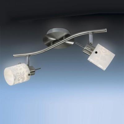 Светильник Odeon light 2076/2W Terbo никельДвойные<br>Светильники-споты – это оригинальные изделия с современным дизайном. Они позволяют не ограничивать свою фантазию при выборе освещения для интерьера. Такие модели обеспечивают достаточно качественный свет. Благодаря компактным размерам Вы можете использовать несколько спотов для одного помещения.  Интернет-магазин «Светодом» предлагает необычный светильник-спот Odeon light 2076/2W по привлекательной цене. Эта модель станет отличным дополнением к люстре, выполненной в том же стиле. Перед оформлением заказа изучите характеристики изделия.  Купить светильник-спот Odeon light 2076/2W в нашем онлайн-магазине Вы можете либо с помощью формы на сайте, либо по указанным выше телефонам. Обратите внимание, что у нас склады не только в Москве и Екатеринбурге, но и других городах России.<br><br>S освещ. до, м2: 5<br>Тип лампы: галогенная / LED-светодиодная<br>Тип цоколя: G9<br>Цвет арматуры: серый<br>Количество ламп: 2<br>Ширина, мм: 410<br>Расстояние от стены, мм: 135<br>Высота, мм: 135<br>MAX мощность ламп, Вт: 40