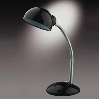 Настольная лампа Odeon light 2080/1T Kiva черныйОфисные<br>Настольная лампа – это не просто источник дополнительного освещения, но и оригинальный элемент декора. Его можно установить в спальне, гостиной, кабинете и других комнатах. Интернет-магазин «Светодом» предлагает настольные лампы разных стилей по доступным ценам. Благодаря большому ассортименту Вы обязательно найдете в нашем каталоге именно ту модель, которую искали.   Настольная лампа Odeon light 2080/1T  – прекрасный вариант для завершения интерьера. Ее можно включить одновременно с люстрой для более яркого освещения или без нее для создания уютной атмосферы, настраивающей на отдых.   Купить настольную лампу Odeon light 2080/1T  Вы можете с помощью виртуальной «Корзины» или по контактным номерам, указанным на сайте.<br><br>S освещ. до, м2: 4<br>Тип лампы: накал-я - энергосбер-я<br>Тип цоколя: E27<br>Количество ламп: 1<br>Ширина, мм: 141<br>MAX мощность ламп, Вт: 60<br>Диаметр, мм мм: 120<br>Высота, мм: 340<br>Цвет арматуры: черный
