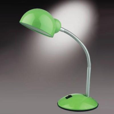 Настольная лампа Odeon light 2083/1T Kiva зеленыйОфисные<br>Настольная лампа – это не просто источник дополнительного освещения, но и оригинальный элемент декора. Его можно установить в спальне, гостиной, кабинете и других комнатах. Интернет-магазин «Светодом» предлагает настольные лампы разных стилей по доступным ценам. Благодаря большому ассортименту Вы обязательно найдете в нашем каталоге именно ту модель, которую искали. <br> Настольная лампа Odeon light 2083/1T  – прекрасный вариант для завершения интерьера. Ее можно включить одновременно с люстрой для более яркого освещения или без нее для создания уютной атмосферы, настраивающей на отдых. <br> Купить настольную лампу Odeon light 2083/1T  Вы можете с помощью виртуальной «Корзины» или по контактным номерам, указанным на сайте.<br><br>S освещ. до, м2: 4<br>Тип лампы: накал-я - энергосбер-я<br>Тип цоколя: E27<br>Количество ламп: 1<br>Ширина, мм: 141<br>MAX мощность ламп, Вт: 60<br>Диаметр, мм мм: 120<br>Высота, мм: 340<br>Цвет арматуры: зеленый