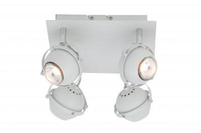 Светильник Brilliant G20935/05 Spheraспоты 4 лампы<br>Светильники-споты – это оригинальные изделия с современным дизайном. Они позволяют не ограничивать свою фантазию при выборе освещения для интерьера. Такие модели обеспечивают достаточно качественный свет. Благодаря компактным размерам Вы можете использовать несколько спотов для одного помещения.  Интернет-магазин «Светодом» предлагает необычный светильник-спот Brilliant G20935/05 по привлекательной цене. Эта модель станет отличным дополнением к люстре, выполненной в том же стиле. Перед оформлением заказа изучите характеристики изделия.  Купить светильник-спот Brilliant G20935/05 в нашем онлайн-магазине Вы можете либо с помощью формы на сайте, либо по указанным выше телефонам. Обратите внимание, что у нас склады не только в Москве и Екатеринбурге, но и других городах России.<br>