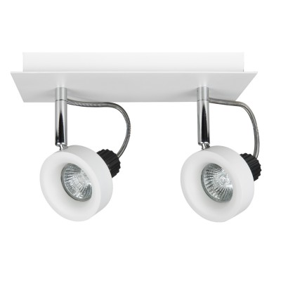 Lightstar VARIETA 210126 СветильникДвойные<br>Светильники-споты – это оригинальные изделия с современным дизайном. Они позволяют не ограничивать свою фантазию при выборе освещения для интерьера. Такие модели обеспечивают достаточно качественный свет. Благодаря компактным размерам Вы можете использовать несколько спотов для одного помещения. <br>Интернет-магазин «Светодом» предлагает необычный светильник-спот Lightstar 210126 по привлекательной цене. Эта модель станет отличным дополнением к люстре, выполненной в том же стиле. Перед оформлением заказа изучите характеристики изделия. <br>Купить светильник-спот Lightstar 210126 в нашем онлайн-магазине Вы можете либо с помощью формы на сайте, либо по указанным выше телефонам. Обратите внимание, что у нас склады не только в Москве и Екатеринбурге, но и других городах России.<br><br>S освещ. до, м2: 5<br>Тип лампы: галогенная/LED<br>Тип цоколя: GU10<br>Цвет арматуры: серебристый<br>Количество ламп: 2<br>Ширина, мм: 170<br>Длина, мм: 250<br>Высота, мм: 100<br>MAX мощность ламп, Вт: 50