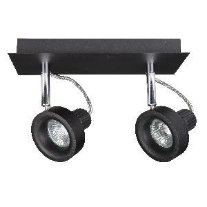 Lightstar VARIETA 210127 СветильникДвойные<br><br><br>Тип товара: Светильник<br>Тип лампы: галогенная/LED<br>Тип цоколя: GU10<br>Количество ламп: 2<br>Ширина, мм: 170<br>MAX мощность ламп, Вт: 50<br>Длина, мм: 250<br>Высота, мм: 100<br>Цвет арматуры: серебристый