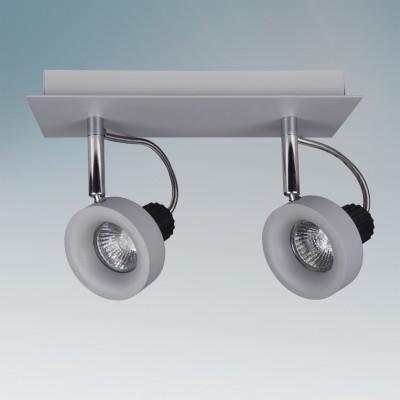 Lightstar VARIETA 210129 СветильникДвойные<br>Светильники-споты – это оригинальные изделия с современным дизайном. Они позволяют не ограничивать свою фантазию при выборе освещения для интерьера. Такие модели обеспечивают достаточно качественный свет. Благодаря компактным размерам Вы можете использовать несколько спотов для одного помещения.  Интернет-магазин «Светодом» предлагает необычный светильник-спот Lightstar 210129 по привлекательной цене. Эта модель станет отличным дополнением к люстре, выполненной в том же стиле. Перед оформлением заказа изучите характеристики изделия.  Купить светильник-спот Lightstar 210129 в нашем онлайн-магазине Вы можете либо с помощью формы на сайте, либо по указанным выше телефонам. Обратите внимание, что у нас склады не только в Москве и Екатеринбурге, но и других городах России.<br><br>Тип лампы: галогенная/LED<br>Тип цоколя: GU10<br>Количество ламп: 2<br>Ширина, мм: 170<br>MAX мощность ламп, Вт: 50<br>Длина, мм: 250<br>Высота, мм: 100