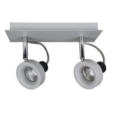 Светильник Lightstar 210129 VARIETAдвойные светильники споты<br>Светильники-споты – это оригинальные изделия с современным дизайном. Они позволяют не ограничивать свою фантазию при выборе освещения для интерьера. Такие модели обеспечивают достаточно качественный свет. Благодаря компактным размерам Вы можете использовать несколько спотов для одного помещения. <br>Интернет-магазин «Светодом» предлагает необычный светильник-спот Lightstar 210129 по привлекательной цене. Эта модель станет отличным дополнением к люстре, выполненной в том же стиле. Перед оформлением заказа изучите характеристики изделия. <br>Купить светильник-спот Lightstar 210129 в нашем онлайн-магазине Вы можете либо с помощью формы на сайте, либо по указанным выше телефонам. Обратите внимание, что у нас склады не только в Москве и Екатеринбурге, но и других городах России.<br><br>S освещ. до, м2: 5<br>Тип лампы: галогенная/LED<br>Тип цоколя: GU10<br>Количество ламп: 2<br>Ширина, мм: 170<br>Длина, мм: 250<br>Высота, мм: 100<br>MAX мощность ламп, Вт: 50