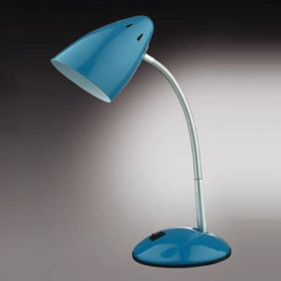 Настольная лампа Odeon light 2102/1T Gap синийОфисные<br>Настольная лампа – это не просто источник дополнительного освещения, но и оригинальный элемент декора. Его можно установить в спальне, гостиной, кабинете и других комнатах. Интернет-магазин «Светодом» предлагает настольные лампы разных стилей по доступным ценам. Благодаря большому ассортименту Вы обязательно найдете в нашем каталоге именно ту модель, которую искали.   Настольная лампа Odeon light 2102/1T  – прекрасный вариант для завершения интерьера. Ее можно включить одновременно с люстрой для более яркого освещения или без нее для создания уютной атмосферы, настраивающей на отдых.   Купить настольную лампу Odeon light 2102/1T  Вы можете с помощью виртуальной «Корзины» или по контактным номерам, указанным на сайте.<br><br>S освещ. до, м2: 4<br>Тип лампы: накал-я - энергосбер-я<br>Тип цоколя: E27<br>Количество ламп: 1<br>Ширина, мм: 141<br>MAX мощность ламп, Вт: 60<br>Диаметр, мм мм: 100<br>Высота, мм: 380<br>Цвет арматуры: синий
