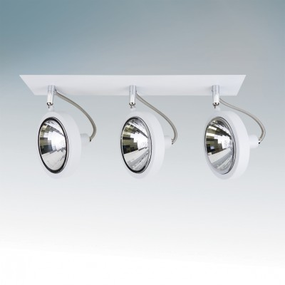 Lightstar VARIETA 210336 СветильникТройные<br>Светильники-споты – то оригинальные издели с современным дизайном. Они позволт не ограничивать сво фантази при выборе освещени дл интерьера. Такие модели обеспечиват достаточно качественный свет. Благодар компактным размерам Вы можете использовать несколько спотов дл одного помещени.  Интернет-магазин «Светодом» предлагает необычный светильник-спот Lightstar 210336 по привлекательной цене. Эта модель станет отличным дополнением к лстре, выполненной в том же стиле. Перед оформлением заказа изучите характеристики издели.  Купить светильник-спот Lightstar 210336 в нашем онлайн-магазине Вы можете либо с помощь формы на сайте, либо по указанным выше телефонам. Обратите внимание, что мы предлагаем доставку не только по Москве и Екатеринбургу, но и всем остальным российским городам.<br><br>Тип лампы: галогенна/LED<br>Тип цокол: G9<br>Количество ламп: 3<br>Ширина, мм: 178<br>MAX мощность ламп, Вт: 40<br>Длина, мм: 480<br>Высота, мм: 100<br>Цвет арматуры: белый