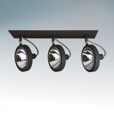 Lightstar VARIETA 210337 СветильникТройные<br>Светильники-споты – это оригинальные изделия с современным дизайном. Они позволяют не ограничивать свою фантазию при выборе освещения для интерьера. Такие модели обеспечивают достаточно качественный свет. Благодаря компактным размерам Вы можете использовать несколько спотов для одного помещения.  Интернет-магазин «Светодом» предлагает необычный светильник-спот Lightstar 210337 по привлекательной цене. Эта модель станет отличным дополнением к люстре, выполненной в том же стиле. Перед оформлением заказа изучите характеристики изделия.  Купить светильник-спот Lightstar 210337 в нашем онлайн-магазине Вы можете либо с помощью формы на сайте, либо по указанным выше телефонам. Обратите внимание, что мы предлагаем доставку не только по Москве и Екатеринбургу, но и всем остальным российским городам.<br><br>Тип лампы: галогенная/LED<br>Тип цоколя: G9<br>Количество ламп: 3<br>Ширина, мм: 178<br>MAX мощность ламп, Вт: 40<br>Длина, мм: 480<br>Высота, мм: 100<br>Цвет арматуры: черный