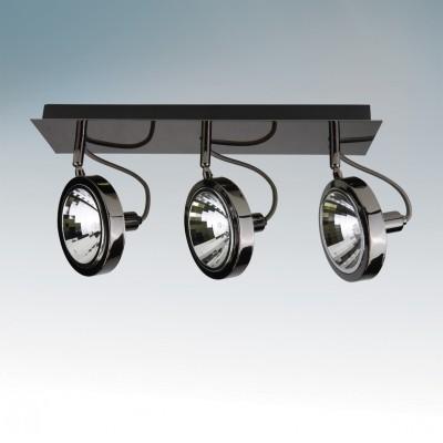 Lightstar VARIETA 210338 СветильникТройные<br>Светильники-споты – это оригинальные изделия с современным дизайном. Они позволяют не ограничивать свою фантазию при выборе освещения для интерьера. Такие модели обеспечивают достаточно качественный свет. Благодаря компактным размерам Вы можете использовать несколько спотов для одного помещения.  Интернет-магазин «Светодом» предлагает необычный светильник-спот Lightstar 210338 по привлекательной цене. Эта модель станет отличным дополнением к люстре, выполненной в том же стиле. Перед оформлением заказа изучите характеристики изделия.  Купить светильник-спот Lightstar 210338 в нашем онлайн-магазине Вы можете либо с помощью формы на сайте, либо по указанным выше телефонам. Обратите внимание, что у нас склады не только в Москве и Екатеринбурге, но и других городах России.<br><br>Тип лампы: галогенная/LED<br>Тип цоколя: G9<br>Количество ламп: 3<br>Ширина, мм: 178<br>MAX мощность ламп, Вт: 40<br>Длина, мм: 480<br>Высота, мм: 100<br>Цвет арматуры: черный