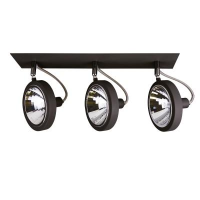 Lightstar VARIETA 210338 СветильникТройные<br>Светильники-споты – это оригинальные изделия с современным дизайном. Они позволяют не ограничивать свою фантазию при выборе освещения для интерьера. Такие модели обеспечивают достаточно качественный свет. Благодаря компактным размерам Вы можете использовать несколько спотов для одного помещения. <br>Интернет-магазин «Светодом» предлагает необычный светильник-спот Lightstar 210338 по привлекательной цене. Эта модель станет отличным дополнением к люстре, выполненной в том же стиле. Перед оформлением заказа изучите характеристики изделия. <br>Купить светильник-спот Lightstar 210338 в нашем онлайн-магазине Вы можете либо с помощью формы на сайте, либо по указанным выше телефонам. Обратите внимание, что у нас склады не только в Москве и Екатеринбурге, но и других городах России.<br><br>S освещ. до, м2: 6<br>Тип лампы: галогенная/LED<br>Тип цоколя: G9<br>Цвет арматуры: черный<br>Количество ламп: 3<br>Ширина, мм: 178<br>Длина, мм: 480<br>Высота, мм: 100<br>MAX мощность ламп, Вт: 40