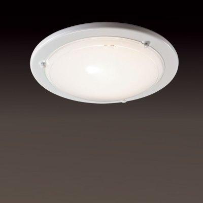 Светильник Сонекс 111 белый Rigaкруглые светильники<br>Настенно потолочный светильник Сонекс (Sonex) 111  подходит как для установки в вертикальном положении - на стены, так и для установки в горизонтальном - на потолок. Для установки настенно потолочных светильников на натяжной потолок необходимо использовать светодиодные лампы LED, которые экономнее ламп Ильича (накаливания) в 10 раз, выделяют мало тепла и не дадут расплавиться Вашему потолку.<br><br>S освещ. до, м2: 6<br>Тип лампы: накаливания / энергосбережения / LED-светодиодная<br>Тип цоколя: E27<br>Цвет арматуры: белый<br>Количество ламп: 1<br>Диаметр, мм мм: 310<br>MAX мощность ламп, Вт: 100