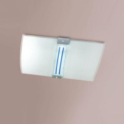 Светильник Сонекс 2110 хром DEcoПрямоугольные<br>Настенно потолочный светильник Сонекс (Sonex) 2110 подходит как для установки в вертикальном положении - на стены, так и для установки в горизонтальном - на потолок. Для установки настенно потолочных светильников на натяжной потолок необходимо использовать светодиодные лампы LED, которые экономнее ламп Ильича (накаливания) в 10 раз, выделяют мало тепла и не дадут расплавиться Вашему потолку.<br><br>S освещ. до, м2: 13<br>Тип лампы: накаливания / энергосбережения / LED-светодиодная<br>Тип цоколя: E27<br>Количество ламп: 2<br>Ширина, мм: 350<br>MAX мощность ламп, Вт: 100<br>Высота, мм: 320<br>Цвет арматуры: серебристый