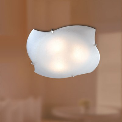 Светильник Сонекс 2115 хром LabirintДекоративные<br>Настенно потолочный светильник Сонекс (Sonex) 2115 подходит как для установки в вертикальном положении - на стены, так и для установки в горизонтальном - на потолок. Для установки настенно потолочных светильников на натяжной потолок необходимо использовать светодиодные лампы LED, которые экономнее ламп Ильича (накаливания) в 10 раз, выделяют мало тепла и не дадут расплавиться Вашему потолку.<br><br>S освещ. до, м2: 13<br>Тип лампы: накаливания / энергосбережения / LED-светодиодная<br>Тип цоколя: E27<br>Количество ламп: 2<br>Ширина, мм: 349<br>MAX мощность ламп, Вт: 100<br>Высота, мм: 349<br>Цвет арматуры: серебристый