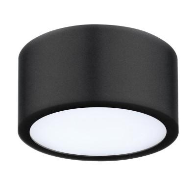 Точечный светильник Lightstar 211917 Zollaкруглые светильники<br>Крепление:  a77; Внешние габариты: D100 H55; Материал - основание/плафон: металл/пластик ; Цвет-основание/плафон: черный; Лампа: LED 10Вт соответствует 100Вт лампе накаливания, Световой поток: 780LM; 3000K<br><br>Цветовая t, К: 3000<br>Тип лампы: Накаливания / энергосбережения / светодиодная<br>Тип цоколя: LED, встроенные светодиоды<br>Цвет арматуры: черный<br>Количество ламп: 1<br>Диаметр, мм мм: 100<br>Высота, мм: 55<br>Поверхность арматуры: матовая<br>Оттенок (цвет): черный<br>MAX мощность ламп, Вт: 10