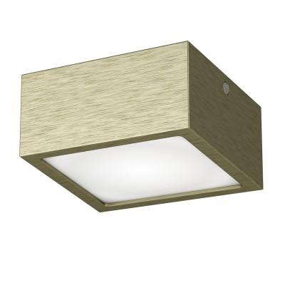 Точечный светильник Lightstar 211921 Zollaквадратные светильники<br>Крепление: a77; Внешние габариты: L+W100 H55 ; Материал - основание/плафон: металл/пластик ; Цвет-основание/плафон: зеленая бронза; Лампа: LED 10Вт соответствует 100Вт лампе накаливания, Световой поток: 780LM; 3000K<br><br>Цветовая t, К: 3000<br>Тип лампы: LED - светодиодная<br>Тип цоколя: LED, встроенные светодиоды<br>Цвет арматуры: бронза<br>Количество ламп: 1<br>Ширина, мм: 100<br>Длина, мм: 100<br>Высота, мм: 55<br>Поверхность арматуры: матовая<br>Оттенок (цвет): бронза<br>MAX мощность ламп, Вт: 10
