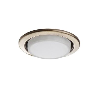 Lightstar TENSIO 212111 СветильникСветодиодные круглые светильники<br>Встраиваемые светильники – популярное осветительное оборудование, которое можно использовать в качестве основного источника или в дополнение к люстре. Они позволяют создать нужную атмосферу атмосферу и привнести в интерьер уют и комфорт. <br> Интернет-магазин «Светодом» предлагает стильный встраиваемый светильник Lightstar 212111. Данная модель достаточно универсальна, поэтому подойдет практически под любой интерьер. Перед покупкой не забудьте ознакомиться с техническими параметрами, чтобы узнать тип цоколя, площадь освещения и другие важные характеристики. <br> Приобрести встраиваемый светильник Lightstar 212111 в нашем онлайн-магазине Вы можете либо с помощью «Корзины», либо по контактным номерам. Мы развозим заказы по Москве, Екатеринбургу и остальным российским городам.<br><br>Тип лампы: галогенная/LED<br>Тип цоколя: GX53<br>Цвет арматуры: бронзовый<br>Количество ламп: 1<br>Диаметр, мм мм: 110<br>Размеры: H 30 D 110 Диаметр врезного отверстия<br>MAX мощность ламп, Вт: 13