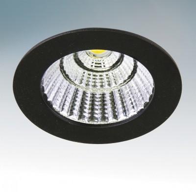 Lightstar SOFFI 212417 СветильникКруглые LED<br><br><br>Тип товара: Светильник<br>Цветовая t, К: 4000<br>Тип лампы: LED<br>Тип цоколя: LED<br>MAX мощность ламп, Вт: 8<br>Диаметр, мм мм: 70<br>Диаметр врезного отверстия, мм: 60<br>Высота, мм: 2<br>Цвет арматуры: черный