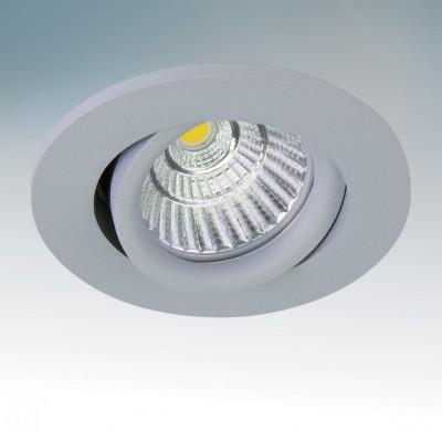 Lightstar SOFFI 212439 СветильникКруглые LED<br>Встраиваемые светильники – популярное осветительное оборудование, которое можно использовать в качестве основного источника или в дополнение к люстре. Они позволяют создать нужную атмосферу атмосферу и привнести в интерьер уют и комфорт.   Интернет-магазин «Светодом» предлагает стильный встраиваемый светильник Lightstar 212439. Данная модель достаточно универсальна, поэтому подойдет практически под любой интерьер. Перед покупкой не забудьте ознакомиться с техническими параметрами, чтобы узнать тип цоколя, площадь освещения и другие важные характеристики.   Приобрести встраиваемый светильник Lightstar 212439 в нашем онлайн-магазине Вы можете либо с помощью «Корзины», либо по контактным номерам. Мы развозим заказы по Москве, Екатеринбургу и остальным российским городам.<br><br>Цветовая t, К: 4000<br>Тип лампы: LED<br>Тип цоколя: LED<br>Диаметр, мм мм: 95<br>Диаметр врезного отверстия, мм: 75<br>Высота, мм: 4<br>MAX мощность ламп, Вт: 8