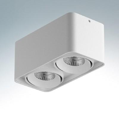 Lightstar MONOCCO 212526 СветильникПотолочные<br>Настенно-потолочные светильники – это универсальные осветительные варианты, которые подходят для вертикального и горизонтального монтажа. В интернет-магазине «Светодом» Вы можете приобрести подобные модели по выгодной стоимости. В нашем каталоге представлены как бюджетные варианты, так и эксклюзивные изделия от производителей, которые уже давно заслужили доверие дизайнеров и простых покупателей.  Настенно-потолочный светильник Lightstar 212526 станет прекрасным дополнением к основному освещению. Благодаря качественному исполнению и применению современных технологий при производстве эта модель будет радовать Вас своим привлекательным внешним видом долгое время. Приобрести настенно-потолочный светильник Lightstar 212526 можно, находясь в любой точке России.<br><br>S освещ. до, м2: 5<br>Тип цоколя: MR16<br>Количество ламп: 2<br>Ширина, мм: 100<br>MAX мощность ламп, Вт: 50<br>Длина, мм: 195<br>Высота, мм: 90