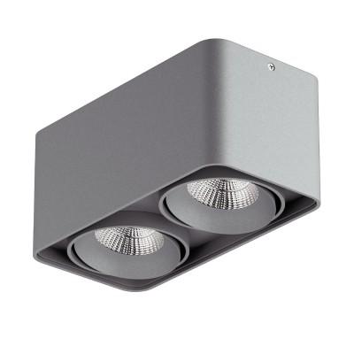 Lightstar MONOCCO 212529 СветильникПотолочные<br>Настенно-потолочные светильники – это универсальные осветительные варианты, которые подходят для вертикального и горизонтального монтажа. В интернет-магазине «Светодом» Вы можете приобрести подобные модели по выгодной стоимости. В нашем каталоге представлены как бюджетные варианты, так и эксклюзивные изделия от производителей, которые уже давно заслужили доверие дизайнеров и простых покупателей. <br>Настенно-потолочный светильник Lightstar 212529 станет прекрасным дополнением к основному освещению. Благодаря качественному исполнению и применению современных технологий при производстве эта модель будет радовать Вас своим привлекательным внешним видом долгое время. <br>Приобрести настенно-потолочный светильник Lightstar 212529 можно, находясь в любой точке России.<br><br>S освещ. до, м2: 5<br>Тип лампы: галогенная/LED<br>Тип цоколя: MR16<br>Количество ламп: 2<br>Ширина, мм: 100<br>MAX мощность ламп, Вт: 50<br>Длина, мм: 195<br>Высота, мм: 90<br>Цвет арматуры: серый