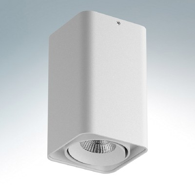 Lightstar MONOCCO 212536 СветильникДаунлайты<br><br><br>Тип товара: Светильник<br>Тип цоколя: MR16<br>Количество ламп: 1<br>Ширина, мм: 100<br>MAX мощность ламп, Вт: 50<br>Длина, мм: 100<br>Высота, мм: 170