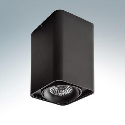 Lightstar MONOCCO 212537 СветильникДаунлайты<br><br><br>Тип цоколя: MR16<br>Ширина, мм: 100<br>MAX мощность ламп, Вт: 50<br>Длина, мм: 100<br>Высота, мм: 170