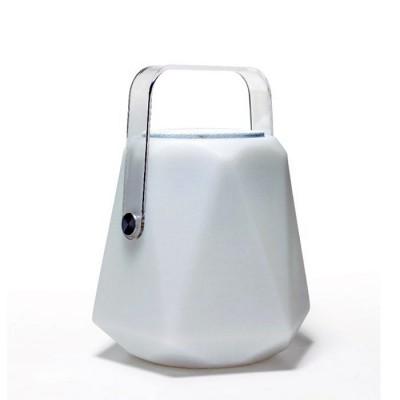 настольный светильник Favourite 2126-1T SpeakerОжидается<br><br><br>Тип цоколя: LED<br>Количество ламп: 1<br>Размеры: D240*H290<br>MAX мощность ламп, Вт: 3/speaker 10