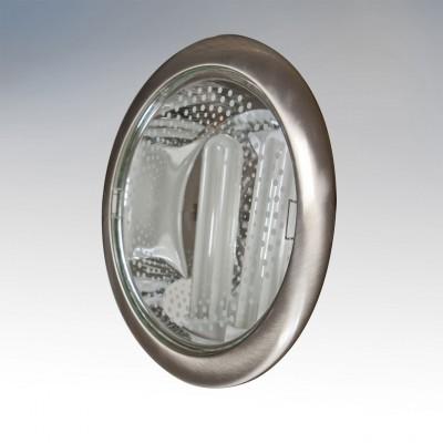Светильник Lightstar 213355Даунлайты<br><br><br>Тип цоколя: G24q3<br>MAX мощность ламп, Вт: 26<br>Диаметр, мм мм: 230<br>Диаметр врезного отверстия, мм: 190<br>Высота, мм: 10