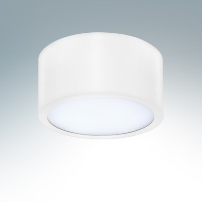 Lightstar ZOLLA 213916 СветильникДекоративные<br><br><br>Тип товара: Светильник<br>Тип лампы: LED<br>Тип цоколя: LED<br>MAX мощность ламп, Вт: 9<br>Диаметр, мм мм: 100<br>Высота, мм: 50