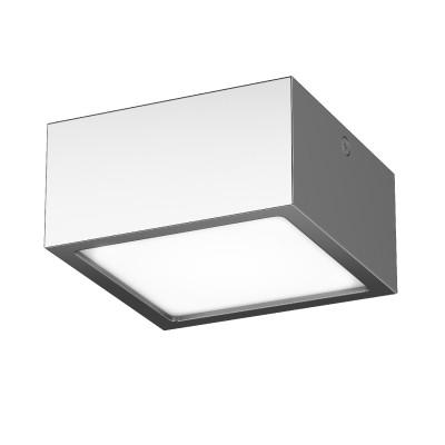 Lightstar ZOLLA 213924 СветильникДекоративные<br>Настенно-потолочные светильники – это универсальные осветительные варианты, которые подходят для вертикального и горизонтального монтажа. В интернет-магазине «Светодом» Вы можете приобрести подобные модели по выгодной стоимости. В нашем каталоге представлены как бюджетные варианты, так и эксклюзивные изделия от производителей, которые уже давно заслужили доверие дизайнеров и простых покупателей. <br>Настенно-потолочный светильник Lightstar 213924 станет прекрасным дополнением к основному освещению. Благодаря качественному исполнению и применению современных технологий при производстве эта модель будет радовать Вас своим привлекательным внешним видом долгое время. <br>Приобрести настенно-потолочный светильник Lightstar 213924 можно, находясь в любой точке России.<br><br>S освещ. до, м2: 4<br>Цветовая t, К: 4000K<br>Тип лампы: LED<br>Тип цоколя: LED-SQ<br>Цвет арматуры: серебристый<br>Количество ламп: 1<br>Ширина, мм: 100<br>Длина, мм: 100<br>Высота, мм: 55<br>MAX мощность ламп, Вт: 10