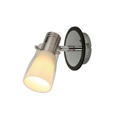 Светильник Colosseo 21405/1Одиночные<br>Светильники-споты – это оригинальные изделия с современным дизайном. Они позволяют не ограничивать свою фантазию при выборе освещения для интерьера. Такие модели обеспечивают достаточно качественный свет. Благодаря компактным размерам Вы можете использовать несколько спотов для одного помещения. <br>Интернет-магазин «Светодом» предлагает необычный светильник-спот Colosseo 21405/1 по привлекательной цене. Эта модель станет отличным дополнением к люстре, выполненной в том же стиле. Перед оформлением заказа изучите характеристики изделия. <br>Купить светильник-спот Colosseo 21405/1 в нашем онлайн-магазине Вы можете либо с помощью формы на сайте, либо по указанным выше телефонам. Обратите внимание, что у нас склады не только в Москве и Екатеринбурге, но и других городах России.<br><br>S освещ. до, м2: 4<br>Крепление: планка<br>Тип лампы: накал-я - энергосбер-я<br>Тип цоколя: E14<br>Количество ламп: 1<br>Ширина, мм: 110<br>MAX мощность ламп, Вт: 40<br>Расстояние от стены, мм: 130<br>Высота, мм: 175<br>Цвет арматуры: серебристый