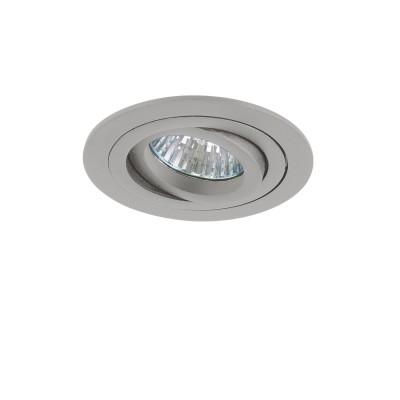 Lightstar INTERO 214219 СветильникКруглые<br>Встраиваемые светильники – популярное осветительное оборудование, которое можно использовать в качестве основного источника или в дополнение к люстре. Они позволяют создать нужную атмосферу атмосферу и привнести в интерьер уют и комфорт. <br> Интернет-магазин «Светодом» предлагает стильный встраиваемый светильник Lightstar 214219. Данная модель достаточно универсальна, поэтому подойдет практически под любой интерьер. Перед покупкой не забудьте ознакомиться с техническими параметрами, чтобы узнать тип цоколя, площадь освещения и другие важные характеристики. <br> Приобрести встраиваемый светильник Lightstar 214219 в нашем онлайн-магазине Вы можете либо с помощью «Корзины», либо по контактным номерам. Мы развозим заказы по Москве, Екатеринбургу и остальным российским городам.<br><br>Тип лампы: галогенная/LED<br>Тип цоколя: GU10<br>Цвет арматуры: серый<br>Диаметр, мм мм: 90<br>Глубина, мм: 70<br>Диаметр врезного отверстия, мм: 77<br>Высота, мм: 75<br>MAX мощность ламп, Вт: 50