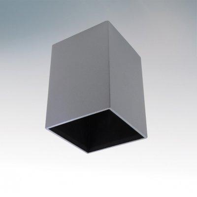 Lightstar OTTICO 214429 СветильникКарданные<br><br><br>Крепление: потолочное<br>Тип лампы: галогенная<br>Тип цоколя: GU10<br>Количество ламп: 1<br>Ширина, мм: 80<br>MAX мощность ламп, Вт: 50W<br>Размеры: H110 W80 L80<br>Длина, мм: 80<br>Высота, мм: 112<br>Оттенок (цвет): серый<br>Цвет арматуры: никель