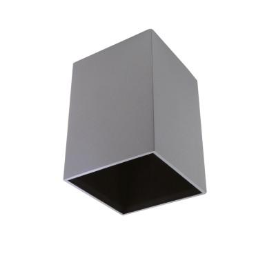 Lightstar OTTICO 214429 СветильникКарданные<br><br><br>Крепление: потолочное<br>Тип лампы: галогенная<br>Тип цоколя: GU10<br>Цвет арматуры: никель<br>Количество ламп: 1<br>Ширина, мм: 80<br>Размеры основания, мм: 85<br>Размеры: H110 W80 L80<br>Длина, мм: 80<br>Высота, мм: 112<br>Оттенок (цвет): серый<br>MAX мощность ламп, Вт: 50W