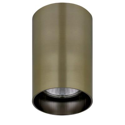 Lightstar RULLO 214431 СветильникДекоративные<br>Настенно-потолочные светильники – это универсальные осветительные варианты, которые подходят для вертикального и горизонтального монтажа. В интернет-магазине «Светодом» Вы можете приобрести подобные модели по выгодной стоимости. В нашем каталоге представлены как бюджетные варианты, так и эксклюзивные изделия от производителей, которые уже давно заслужили доверие дизайнеров и простых покупателей. <br>Настенно-потолочный светильник Lightstar 214431 станет прекрасным дополнением к основному освещению. Благодаря качественному исполнению и применению современных технологий при производстве эта модель будет радовать Вас своим привлекательным внешним видом долгое время. <br>Приобрести настенно-потолочный светильник Lightstar 214431 можно, находясь в любой точке России.<br><br>S освещ. до, м2: 3<br>Тип лампы: галогенная/LED<br>Тип цоколя: GU10<br>Цвет арматуры: бронзовый<br>Количество ламп: 1<br>Диаметр, мм мм: 60<br>Высота, мм: 100<br>MAX мощность ламп, Вт: 50
