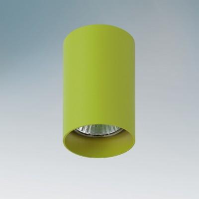 Lightstar RULLO 214434 СветильникДетские<br>Настенно-потолочные светильники – это универсальные осветительные варианты, которые подходят для вертикального и горизонтального монтажа. В интернет-магазине «Светодом» Вы можете приобрести подобные модели по выгодной стоимости. В нашем каталоге представлены как бюджетные варианты, так и эксклюзивные изделия от производителей, которые уже давно заслужили доверие дизайнеров и простых покупателей.  Настенно-потолочный светильник Lightstar 214434 станет прекрасным дополнением к основному освещению. Благодаря качественному исполнению и применению современных технологий при производстве эта модель будет радовать Вас своим привлекательным внешним видом долгое время.  Приобрести настенно-потолочный светильник Lightstar 214434 можно, находясь в любой точке России.<br><br>S освещ. до, м2: 3<br>Тип цоколя: GU10<br>Количество ламп: 1<br>MAX мощность ламп, Вт: 50<br>Цвет арматуры: зеленый
