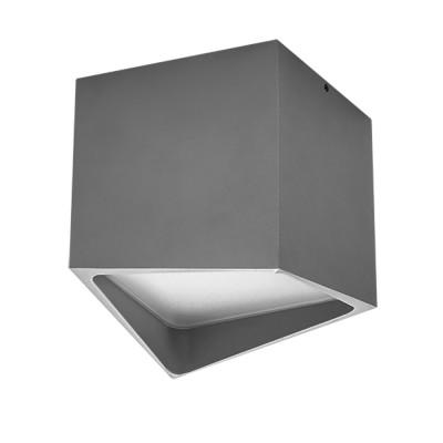 Lightstar QUADRO 214479 СветильникНакладные точечные<br>Настенно-потолочные светильники – это универсальные осветительные варианты, которые подходят для вертикального и горизонтального монтажа. В интернет-магазине «Светодом» Вы можете приобрести подобные модели по выгодной стоимости. В нашем каталоге представлены как бюджетные варианты, так и эксклюзивные изделия от производителей, которые уже давно заслужили доверие дизайнеров и простых покупателей. <br>Настенно-потолочный светильник Lightstar 214479 станет прекрасным дополнением к основному освещению. Благодаря качественному исполнению и применению современных технологий при производстве эта модель будет радовать Вас своим привлекательным внешним видом долгое время. <br>Приобрести настенно-потолочный светильник Lightstar 214479 можно, находясь в любой точке России.<br><br>S освещ. до, м2: 5<br>Цветовая t, К: 4000<br>Тип лампы: LED<br>Тип цоколя: LED<br>Цвет арматуры: серый<br>Ширина, мм: 105<br>Длина, мм: 105<br>Высота, мм: 110<br>MAX мощность ламп, Вт: 12