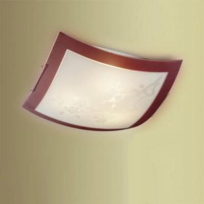 Светильник Сонекс 2146 хром SakuraКвадратные<br>Настенно потолочный светильник Сонекс (Sonex) 2146 подходит как для установки в вертикальном положении - на стены, так и для установки в горизонтальном - на потолок. Для установки настенно потолочных светильников на натяжной потолок необходимо использовать светодиодные лампы LED, которые экономнее ламп Ильича (накаливания) в 10 раз, выделяют мало тепла и не дадут расплавиться Вашему потолку.<br><br>S освещ. до, м2: 13<br>Тип лампы: накаливания / энергосбережения / LED-светодиодная<br>Тип цоколя: E27<br>Количество ламп: 2<br>Ширина, мм: 300<br>MAX мощность ламп, Вт: 100<br>Высота, мм: 300<br>Цвет арматуры: серебристый