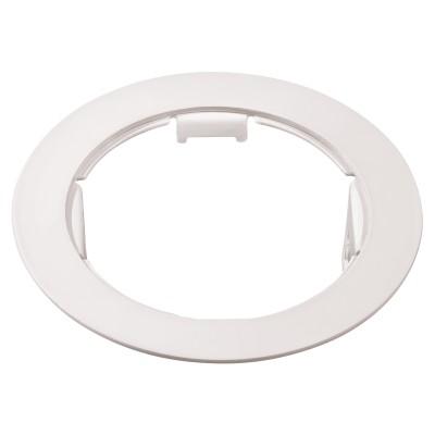 Lightstar DOMINO 214616 Рамка для светильникаДаунлайты<br><br><br>Тип цоколя: МR16<br>Диаметр, мм мм: 115