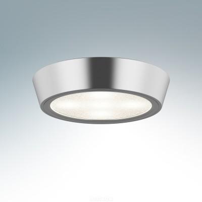 Lightstar URBANO 214792 СветильникКруглые<br><br><br>Тип товара: Светильник<br>Цветовая t, К: 3000<br>Тип лампы: LED<br>Тип цоколя: LED<br>MAX мощность ламп, Вт: 8<br>Диаметр, мм мм: 125<br>Высота, мм: 25<br>Цвет арматуры: серебристый