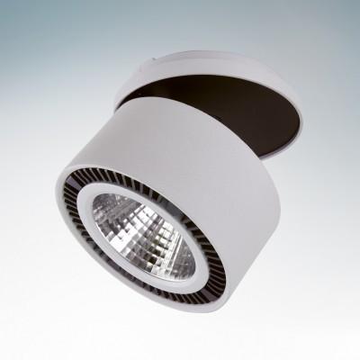 Lightstar FORTE 214809 СветильникПоворотные на ножке<br>Встраиваемые светильники – популярное осветительное оборудование, которое можно использовать в качестве основного источника или в дополнение к люстре. Они позволяют создать нужную атмосферу атмосферу и привнести в интерьер уют и комфорт.   Интернет-магазин «Светодом» предлагает стильный встраиваемый светильник Lightstar 214809. Данная модель достаточно универсальна, поэтому подойдет практически под любой интерьер. Перед покупкой не забудьте ознакомиться с техническими параметрами, чтобы узнать тип цоколя, площадь освещения и другие важные характеристики.   Приобрести встраиваемый светильник Lightstar 214809 в нашем онлайн-магазине Вы можете либо с помощью «Корзины», либо по контактным номерам. Мы доставляем заказы по Москве, Екатеринбургу и остальным российским городам.<br><br>Тип товара: Светильник