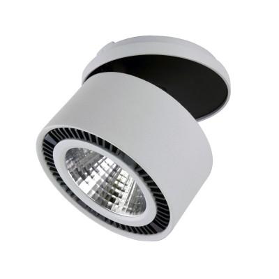 Lightstar Forte 214829 СветильникКруглые LED<br>Встраиваемые светильники – популярное осветительное оборудование, которое можно использовать в качестве основного источника или в дополнение к люстре. Они позволяют создать нужную атмосферу атмосферу и привнести в интерьер уют и комфорт. <br> Интернет-магазин «Светодом» предлагает стильный встраиваемый светильник Lightstar 214829. Данная модель достаточно универсальна, поэтому подойдет практически под любой интерьер. Перед покупкой не забудьте ознакомиться с техническими параметрами, чтобы узнать тип цоколя, площадь освещения и другие важные характеристики. <br> Приобрести встраиваемый светильник Lightstar 214829 в нашем онлайн-магазине Вы можете либо с помощью «Корзины», либо по контактным номерам. Мы развозим заказы по Москве, Екатеринбургу и остальным российским городам.<br><br>Цветовая t, К: 4000<br>Тип лампы: LED<br>Тип цоколя: LED<br>Цвет арматуры: серый<br>Диаметр, мм мм: 126<br>Диаметр врезного отверстия, мм: 120<br>Высота, мм: 117<br>MAX мощность ламп, Вт: 26